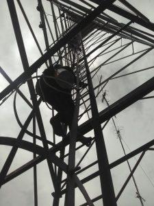Jasa pengecatan tower