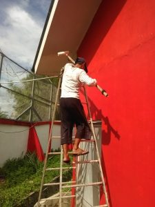 Tukang cat rumah, pengerjaan di cileungsi bogor