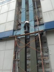 jasa pengecatan gedung