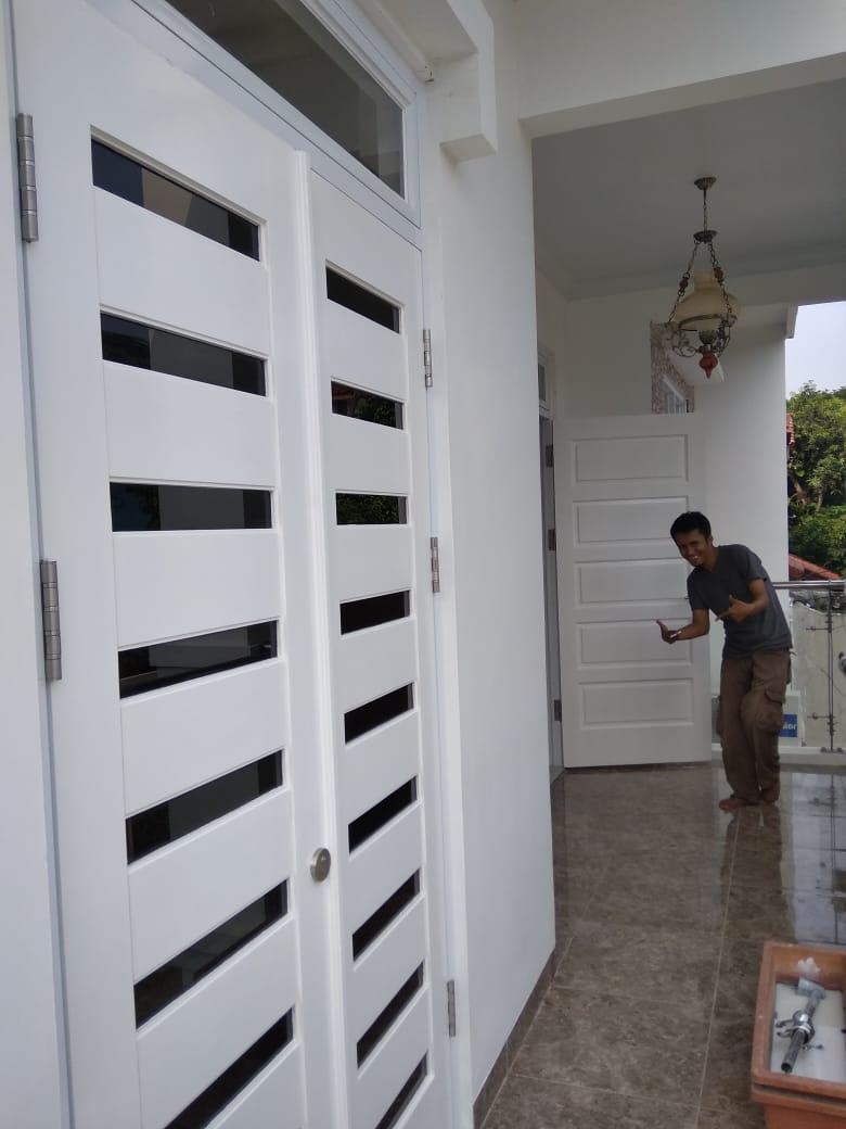 tukang cat duko pintu kusen di jakarta
